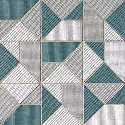 Milano&Wall Cielo Origami Mosaico | Ceramic mosaics | Fap Ceramiche