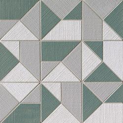 Milano&Wall Salvia Origami Mosaico | Ceramic mosaics | Fap Ceramiche