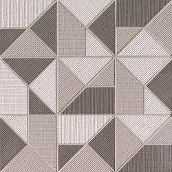 Milano&Wall Terra Origami Mosaico | Ceramic mosaics | Fap Ceramiche