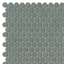 Milano&Wall Salvia Round Mosaico | Mosaicos de cerámica | Fap Ceramiche