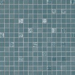 Milano&Wall Blu Mosaico | Mosaïques céramique | Fap Ceramiche