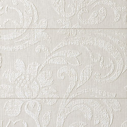 Milano&Wall Damasco Bianco Inserto Mix 3 | Ceramic tiles | Fap Ceramiche