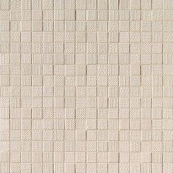 Milano&Wall Beige Mosaico | Ceramic mosaics | Fap Ceramiche