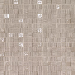 Milano&Wall Tortora Mosaico | Mosaici ceramica | Fap Ceramiche
