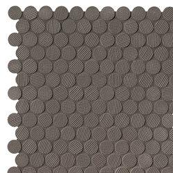 Milano&Wall Moka Round Mosaico | Ceramic mosaics | Fap Ceramiche