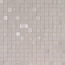 Milano&Wall Grigio Mosaico | Mosaïques céramique | Fap Ceramiche