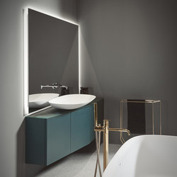 Forma Bathroom furniture set_01 | Lavabi | Inbani