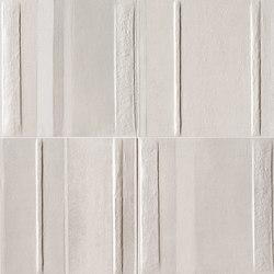 Milano&Floor Bianco Deco | Ceramic tiles | Fap Ceramiche