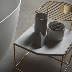 Forma Bathtub Side tables | Mensole / supporti mensole | Inbani