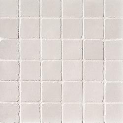 Milano&Floor Bianco Macromosaico Anticato Matt | Ceramic mosaics | Fap Ceramiche