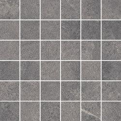 Mixit Mosaico Grafito | Ceramic tiles | KERABEN