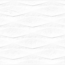 Mood Oceanic Blanco | Carrelage céramique | KERABEN