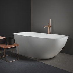 Forma Solidsurface Bathtub | Bathtubs | Inbani