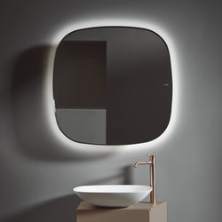 Forma Lighting Cabinet Mirror | Specchi | Inbani