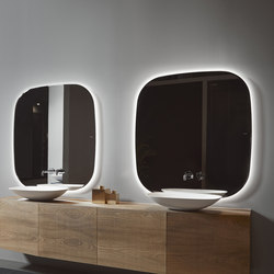 Forma Lighting Mirror | Specchi | Inbani