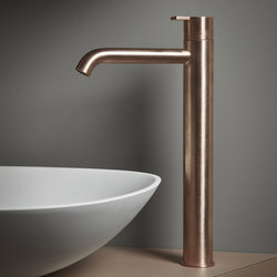 Code Single lever basin mixer high | Wash basin taps | Inbani