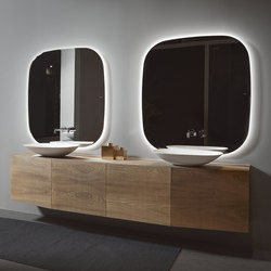 Forma Collection - Set 5 | Wash basins | Inbani