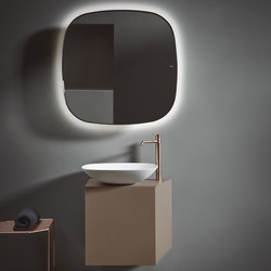 Forma Bathroom furniture set_03 | Wash basins | Inbani