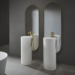 Giro Bathroom furniture set_01 | Wash basins | Inbani