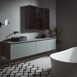 GIRO_Bathroom furniture set_02 | Wash basins | Inbani