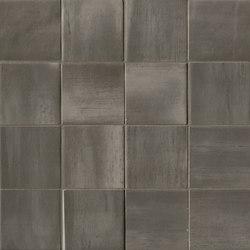 Brickell Grey Macromosaico Matt | Ceramic mosaics | Fap Ceramiche