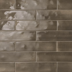 Brickell Brown Gloss | Carrelage céramique | Fap Ceramiche