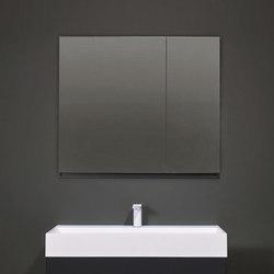 Strato Cabinet Mirror | Mirrors | Inbani