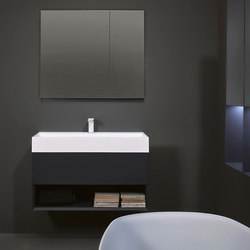 Strato Collection - Set 11 | Wash basins | Inbani