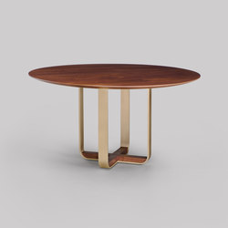piedmont round dining table | Dining tables | Skram