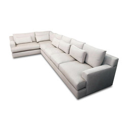 Sands Sectional | Sofás | BESPOKE by Luigi Gentile