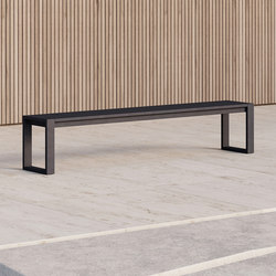 Eos | Communal Bench | Bancos | Case Furniture