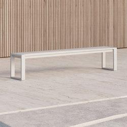 Eos | Communal Bench | Bancos | Case Furniture