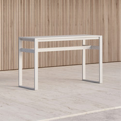 Eos | Rectangular Bar Table | Mesas altas | Case Furniture