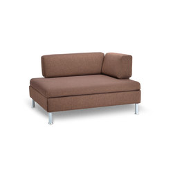 BED for LIVING Duetto | Sofas | Swiss Plus