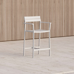 Eos | Counter Stool | Sgabelli bancone | Case Furniture