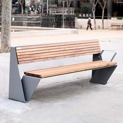 Loop | Benches | Escofet 1886