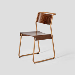 Canteen Utility Chair | Sillas | VG&P