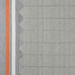 Webley 101 | Orange Line | Rugs | Miinu