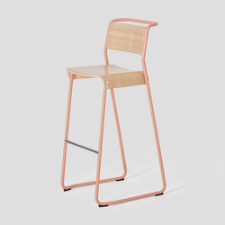 VG&P Canteen High Stool | Taburetes de bar | VG&P