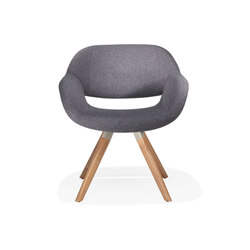 8237/3 Volpe | Armchairs | Kusch+Co
