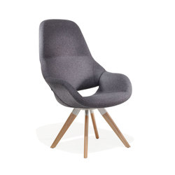 8239/3 Volpe | Armchairs | Kusch+Co
