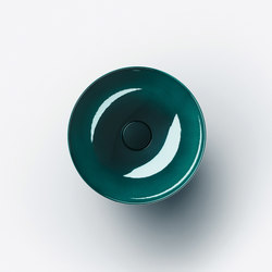 Aqua Deep Green | Wash basins | Alape