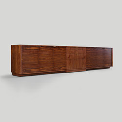 lineground media system | Multimedia Sideboards | Skram