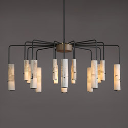 arak 16-arm chandelier | Suspended lights | Skram
