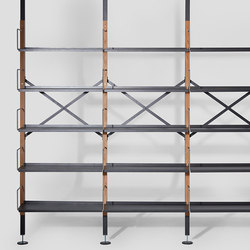 Croquet Shelving Compression | Scaffali | VG&P