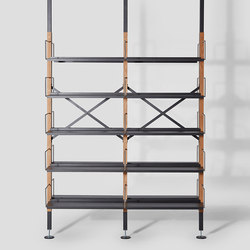 Croquet Shelving Compression | Regale | VG&P