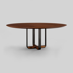 Piedmont Round Dining Table Dining Tables From Skram