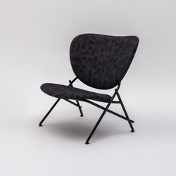 Calder Armchair without armrests | Armchairs | Comforty