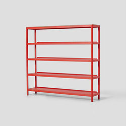 Metal Dowel 5 Shelving | Regale | VG&P