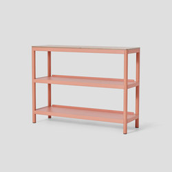 Metal Dowel 3 Shelving | Regale | VG&P